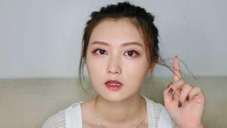 幻棕气质妆容分享 21