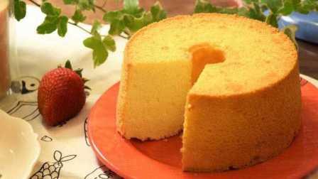 《糯米团子的厨房日记》第十一期 基础戚风蛋糕