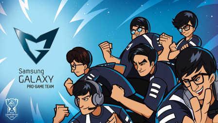 【英文解说】lol英雄联盟S6世界总决赛 四强赛 SSG vs H2K (第二场)