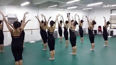 山西高考舞蹈培训第一品牌-太原舒曼舞蹈学校课堂 在线观看