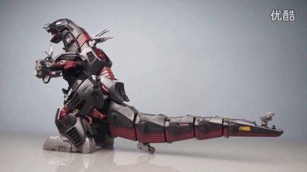 第三话-鐵の绝命之吻-索斯機械獸暴龙