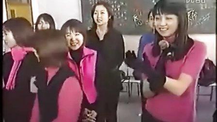 モーニング娘。(早安少女组。) - モーニング娘1999年首次访问上海节目 [mqms]