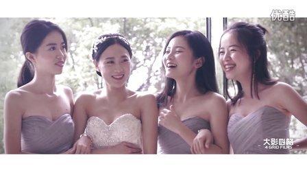4GridFilms 大影四格《Su&Ni》婚礼MV