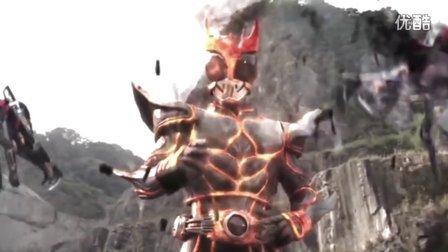 【恋音出品】<Rising究极神圣热血MAD>假面骑士Kuuga 为了保护大家的笑容