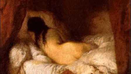 梵高的偶像竟靠画裸女上位丨藏嘉