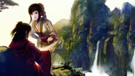 仙剑图片制作成三维动画