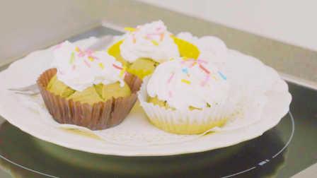 【MagicTV】抹茶控们必学的抹茶纸杯蛋糕