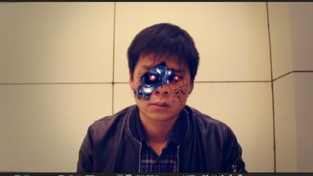 AE终结者面具  AE基础教程五毛特技追踪器
