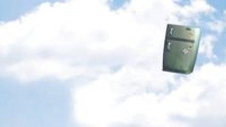 熊出没亲子益智小游戏 涂涂回家记 涂涂遭遇空中飞行的冰箱