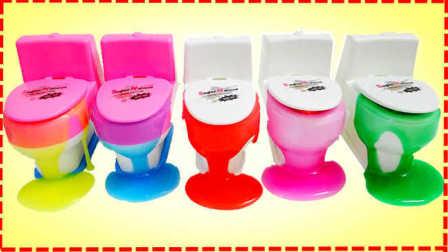 #厉害了我的双11#粉红猪小妹的马桶奇趣蛋惊喜玩具亲子游戏过家家