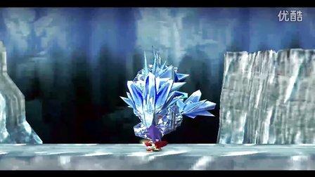 【CN黑钢】武藏传11,冰之宫殿守护兽