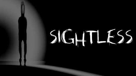 失明 Sightless【独立恐怖游戏】实况解说 | 盲人的日常