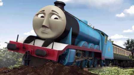 托马斯和他的朋友们 托马斯小火车表情蒂