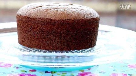 巧克力海绵蛋糕制作
