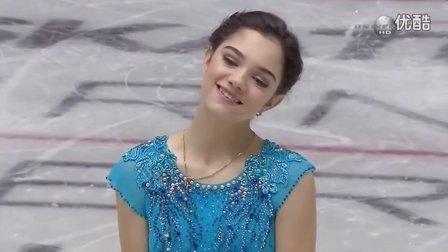 Evgenia Medvedeva - Skate Canada 2016 SP