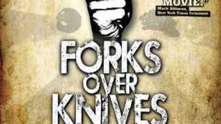 原版英文版无中文翻译《餐叉胜于手术刀》ForksOverKnives由LeeFulkerson执导的纪录片,T.柯林坎贝尔等人参加演出