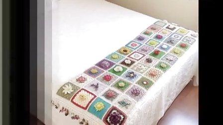 【猫线团】拼花毯海量素材