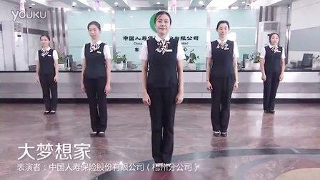 大梦想家 中国人寿梧州分公司
