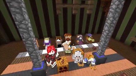 ★我的世界★Minecraft《籽岷的1.10多人欢乐小游戏 万圣节派对 上集》