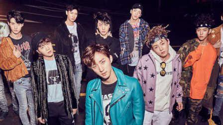Rain跨国师弟团酷似EXO 中日成员引关注