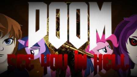 DOOM 'SEE YOU IN HELL' [SFM] - Halloween Special - JollyOldCinema