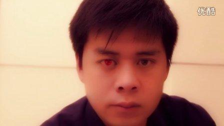 《漫步小特效08》AE火影忍者血轮眼 AE基础教程五毛特效追踪器