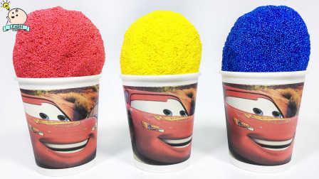 惊喜蛋, 奇趣蛋, 出奇蛋, 拆蛋了! 雪花泥冰淇淋杯 三眼仔 小黄人 面包超人 187