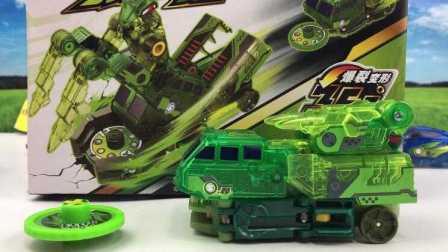 #厉害了我的双11#丛林潜伏者机甲兽神之爆裂飞车贴纸指引教程变形玩具