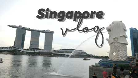 【跟着Linz去旅行】新加坡游记 Singapore Vlog | MissLinZou