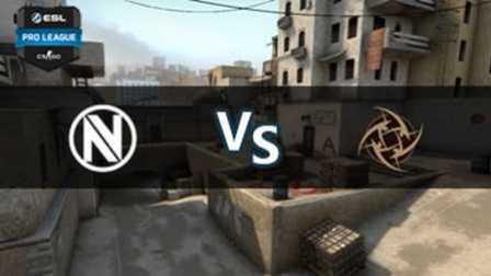 CSGO比赛:ESL决赛:nV vs NIP(Dust2)#2