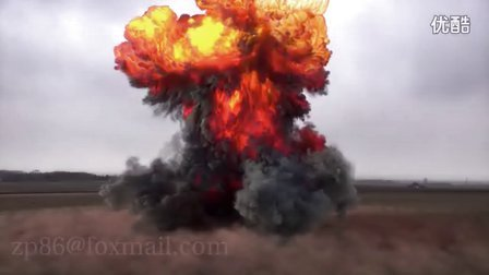 houdini pyro explosion 爆炸