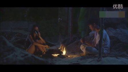 逃出无人岛,富二代与美女被困荒岛却不高兴!