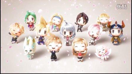 【留念】最终幻想世界World Of Final Fantasy通关ED