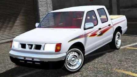 《GTA5》汽车mod #192尼桑 Datsun 1998【久远的小货车】