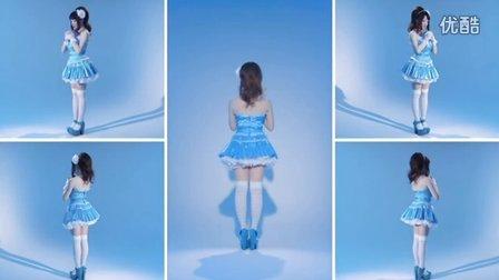 Ray(中山怜香)妹子早期一些代表成名作歌曲舞蹈教学视频