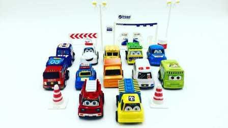 托马斯小火车和他的朋友们 工程汽车大集合 07