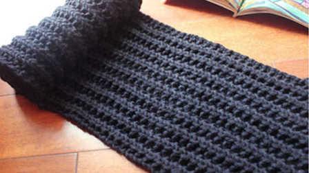 围巾相思扣织法 39