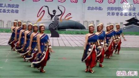 舞蹈《祝福祖国三杯酒》摄像赵局
