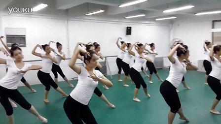 太原舒曼高考舞蹈舒曼2014届二班剧目之6