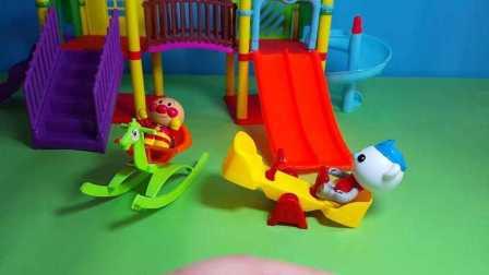 粉红猪小妹喜欢荡秋千真是好玩小猪佩奇 妖精的尾巴 外星猴子
