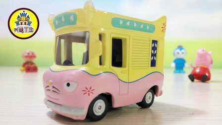 新玩具驾到 2016 小汽车欧力 伊文冰淇淋小车 伊文冰淇淋小车