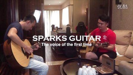 《SPARKS GUITAR的第一次声音-日不落》