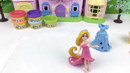 芭比娃娃的粉红新款连衣裙礼物!橡皮泥培乐多彩泥黏土过家家玩具亲子游戏奇趣蛋小猪佩奇粉红猪小妹奥特曼光头强熊出没海绵宝宝超级飞侠变形金刚221