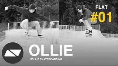 【中文字幕】01-Ollie 豚跳