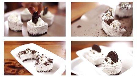 奥利奥慕斯蛋糕,免考冰一冰就可以吃了~