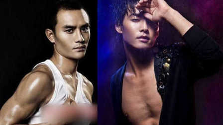 胡歌 杨洋 马天宇和岳云鹏 没想到这些男星竟然是肌肉男 最后一张图亮了