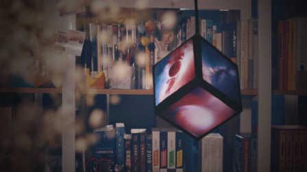 《東西》【创意灯饰】— 唯美星空纸灯