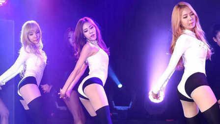 韩国女团9种舞姿被封杀 尺度太大不忍直视