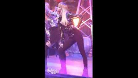 【饭拍】BLACKPINK LISA 回归舞台《玩火》(PLAYING WITH FIRE)LIVE现场版【FANCAM】
