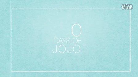 100 DAYS OF JOJO
